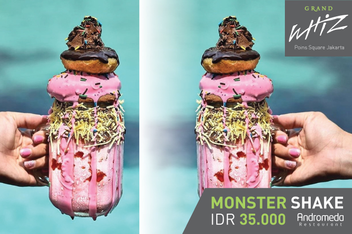 Monster Shake