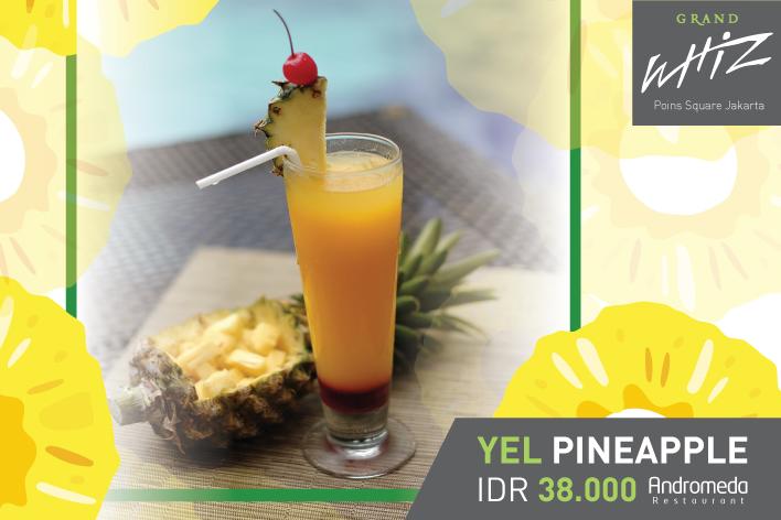 Yel Pineapple
