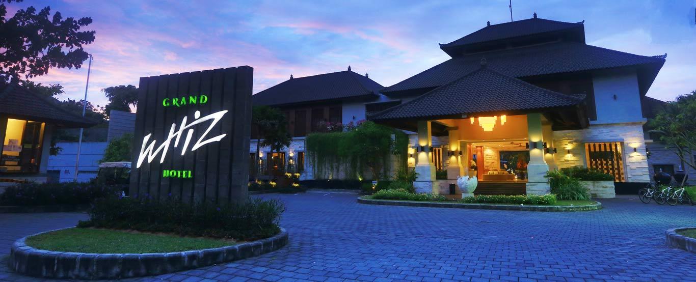 Hotel Grand Whizz Kelapa Gading