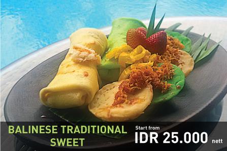 Balinese Traditional Sweet