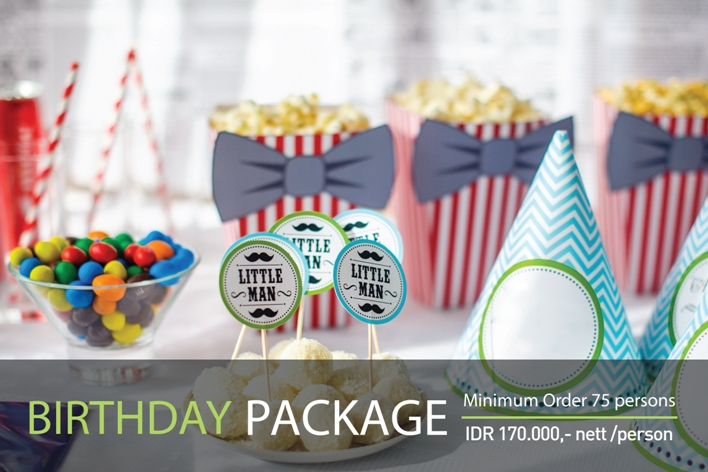 Birthday Package